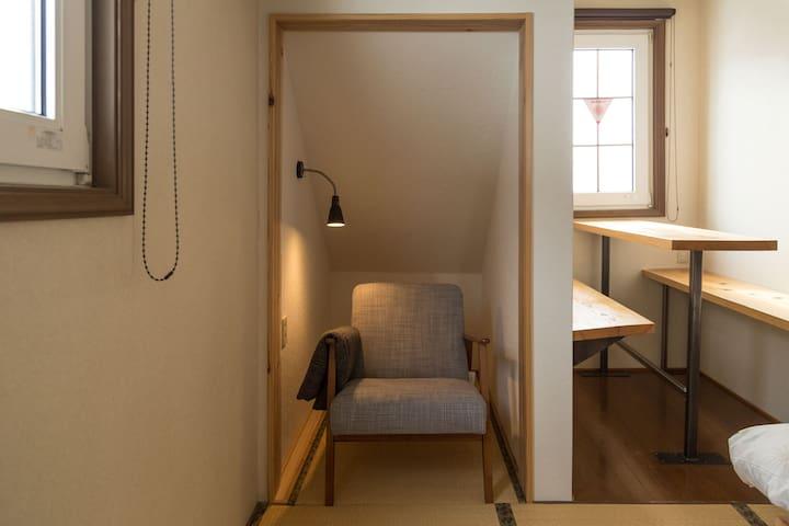 Akari Apartments Sunset Studio
