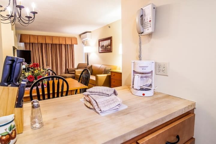 Family-Friendly | 1BR Condo | Resort Amenities - Lincoln - Timeshare