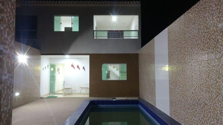 Duplex na Praia de Peroba