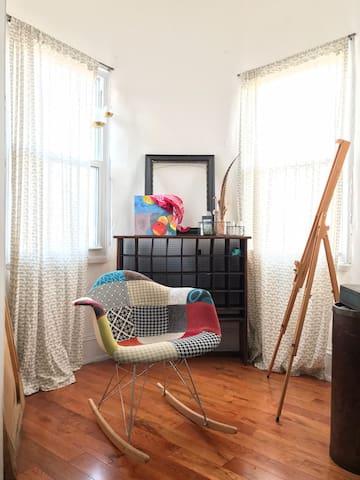 Charming West Philly Apartment - Filadelfia - Apartament