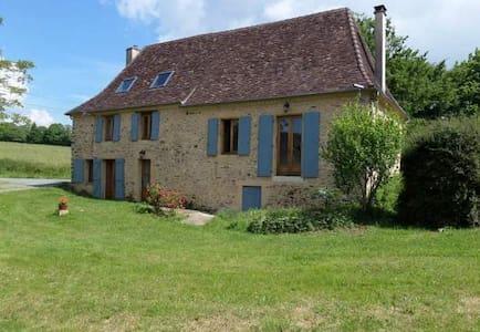 Charmante maison perigourdine à la campagne - Sarlande - Hus