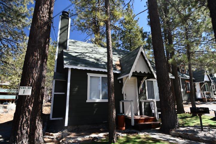 Cabin #1