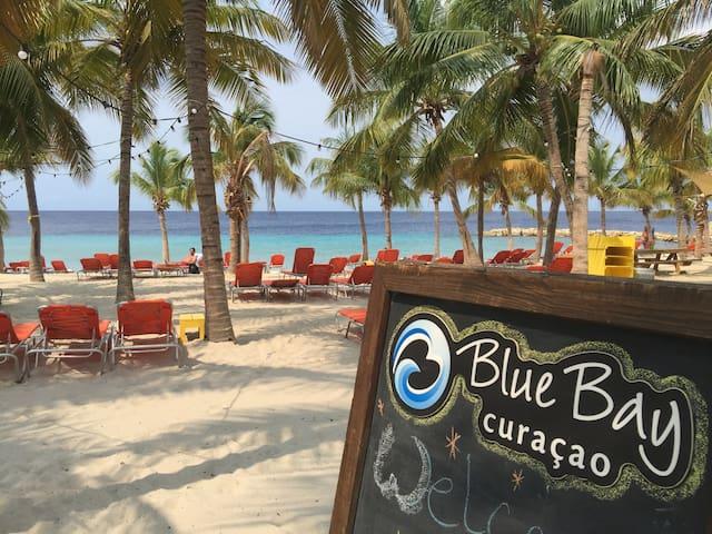 BLUE BAY BEACH VILLA! - Sint Michiel - Villa