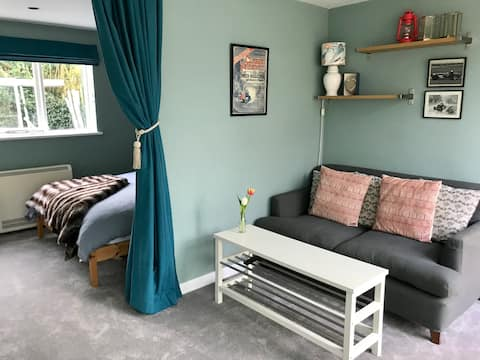 The Studio: A cosy hide-away for 2 in Orford