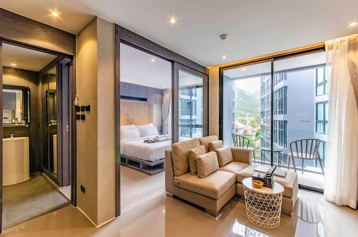 Modern Suite with 5-star facilities at Citygate