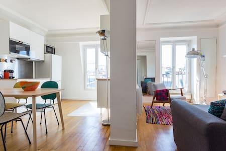 Design&Arty ArcTriomphe,Tour Eiffel,Palais congrès - Párizs - Lakás