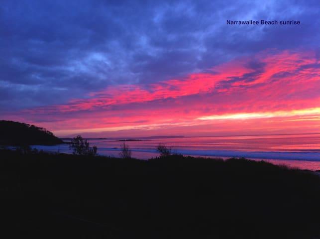 SALT Beach House - Narrawallee - Rumah