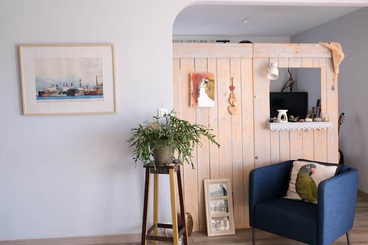 Appartement à Allauch avec petit balcon