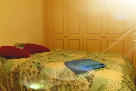 Double spacious BedRoom in peaceful House - Royal Leamington Spa