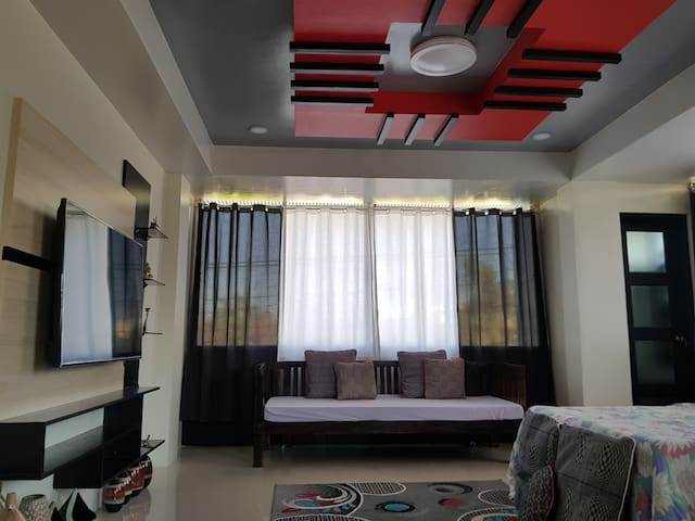 Modern Studio Unit, Barroga Bldg, Batac City