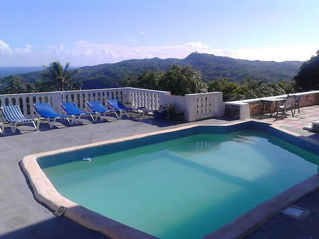 WoodandWater Villa  Room with a view - Oracabessa