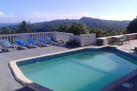 Room with a view - Oracabessa
