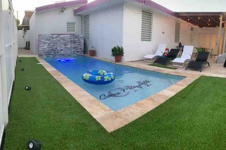 Casa Minnelli,5 minutes from the airport and beach