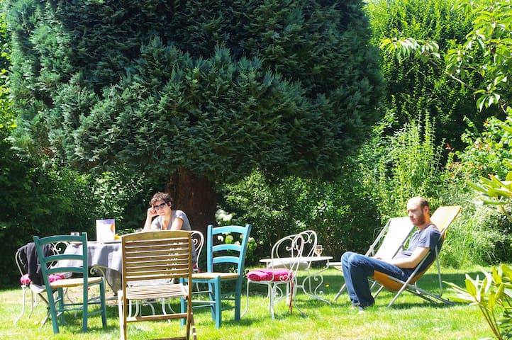 maison tres calme avec jardin - Montivilliers - 一軒家