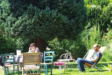 maison tres calme avec jardin - Montivilliers