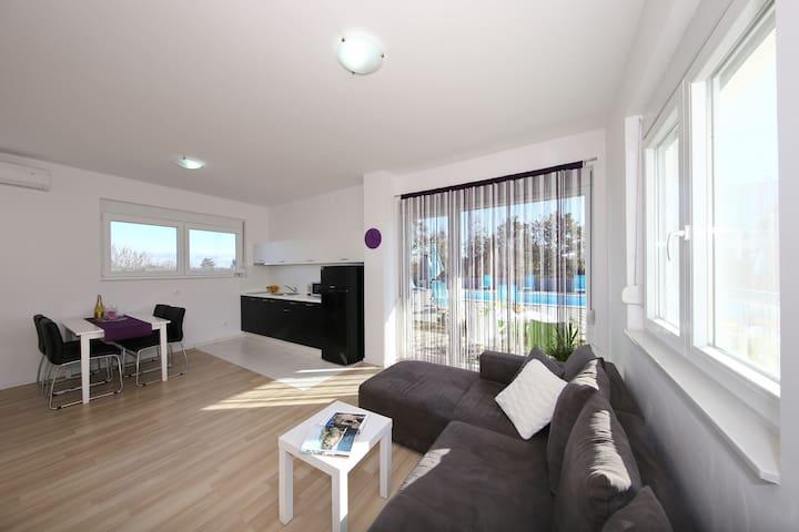 Apartment Zaton Tonka (2) - Zaton - Pis