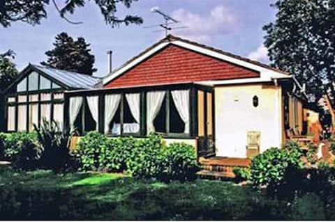 Mimosa Cottage 3 mins walk to the Studland beach