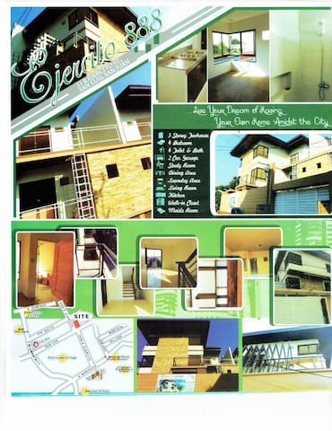 Ejercito 888 Townhomes good for family or group