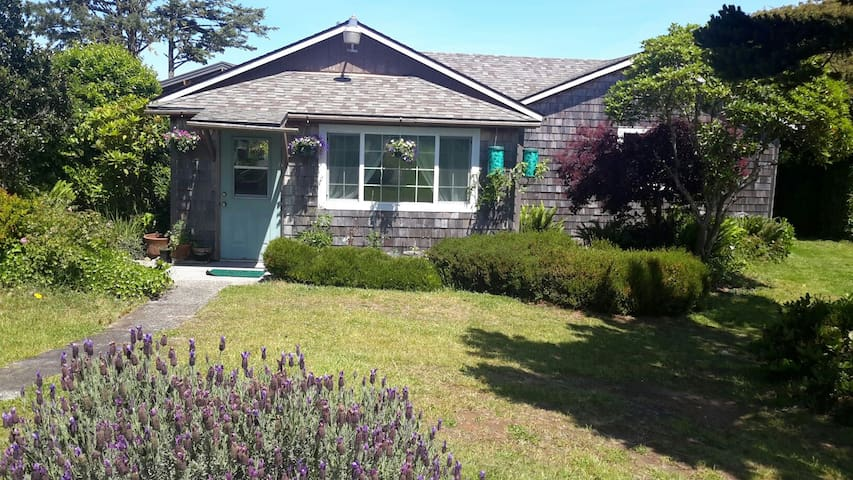Lovejoy Cottage - Coos Bay - Huis