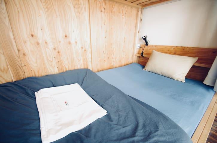 ARK HOSTEL Mix dormitory, アークホステル 男女混合ドミトリー