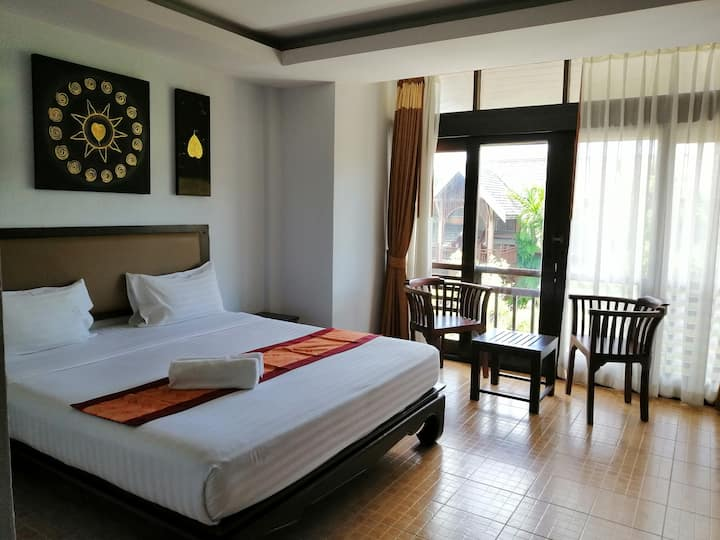 Arina Boutique Residence-Deluxe Room 2 bacony