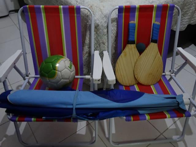 Cheap Studio in the best & safe part of Copacabana - Rio de Janeiro