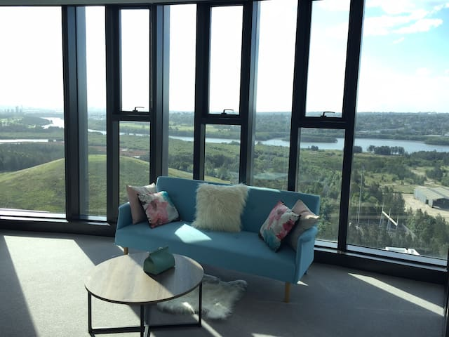 Water view brand new apartment - Wentworth Point - Apartamento