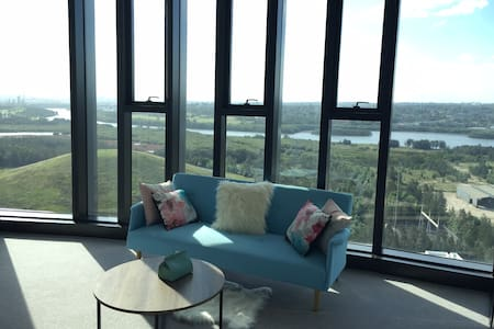 Water view brand new apartment - Wentworth Point - Daire