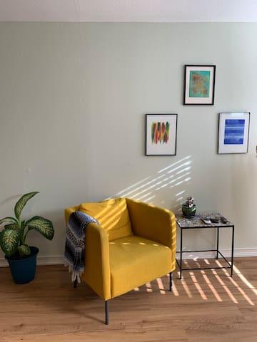 La casa de invitados