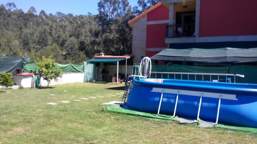 Casa para descanso y disfrute - Vilagarcía de Arousa - Ev