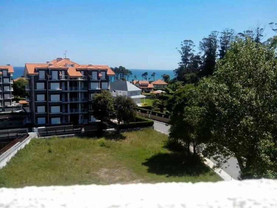 Atico playa ris apartamentos en alquiler en noja cantabria espa a - Apartamentos en cantabria playa ...