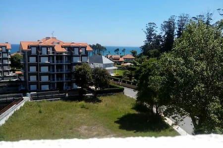 Ático playa Ris - Noja - Apartmen