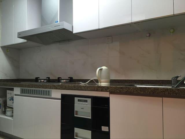 恒大海上威尼斯84平公寓@竹臻 - Nantong - Lägenhet