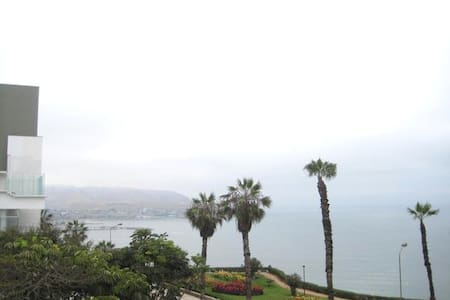 Ocean View Luxe Apartment - Barranco District - 公寓