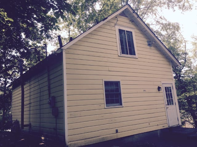 Pocket Book Hippie Tiny Home Mansion; Roswell,GA - Roswell - Casa
