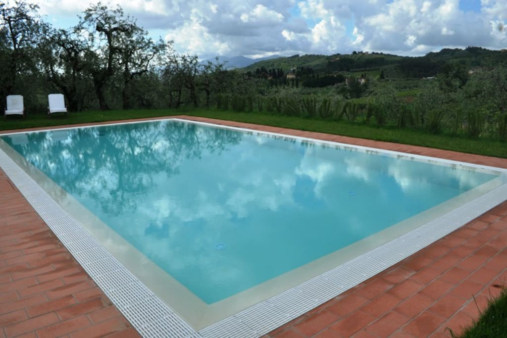 GREAT POOL  M9,60 X 4.60 MTR