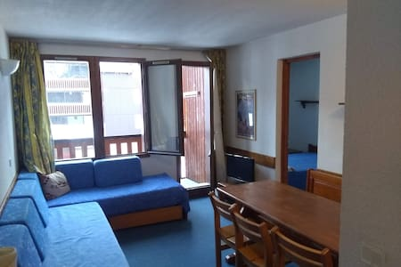 2 bedroom, Val d'Isere city center