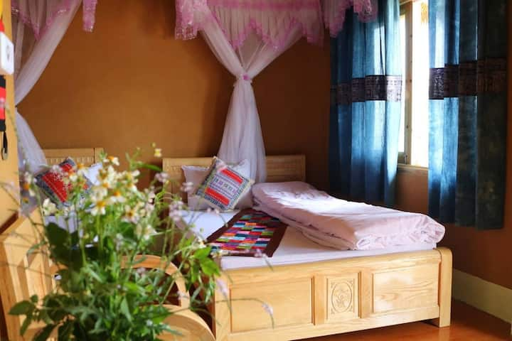 Sapa Farmer Homestay - Large Bungalow