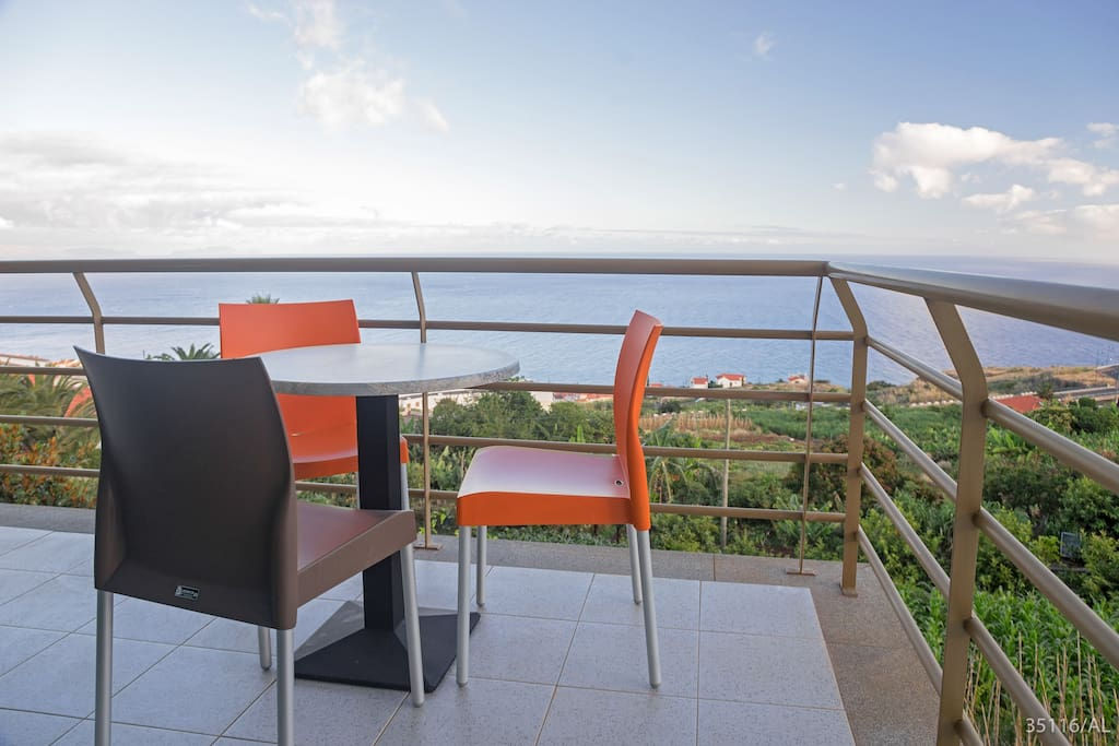 """To have breakfast on balcony has been very relaxing and pleasant"" by Ivano"