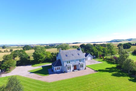 Large, beautiful country house 1 - Inverurie