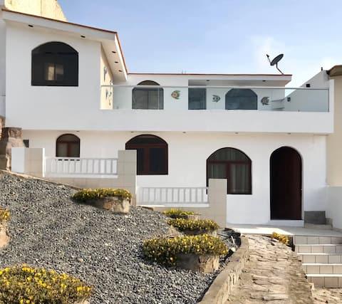 Casa de Playa Puerto Fiel - La Playita