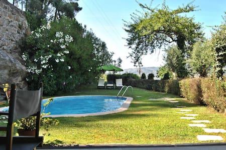 Quinta do Freixieiro - Casa da Piscina - Cinfães - Huvila