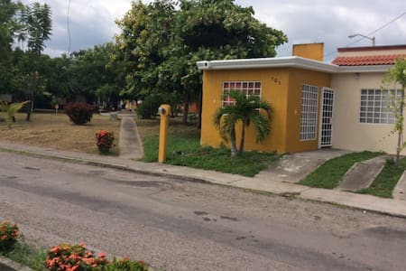 Nice&well located little house near Nuevo Vallarta - Nuevo Vallarta - Haus