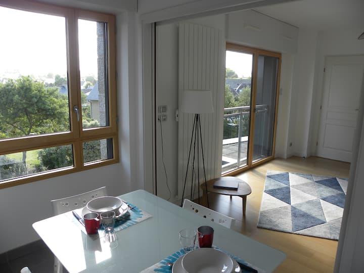 """Studio neuf, résidence """"Le Domaine du Rosais"""""""
