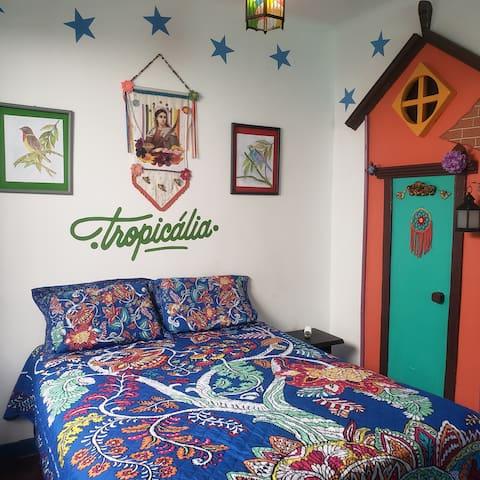 Quarto cama Quen