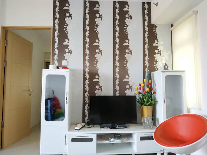 Apartemen Educity Pakuwon City, near Galaxy Mall