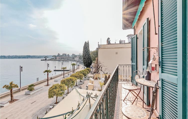 Holiday apartment with 2 bedrooms on 125m² in Gardone Riviera BS