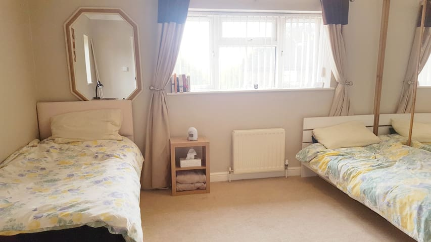 Close to Oxford City Centre. Large Spacious Room