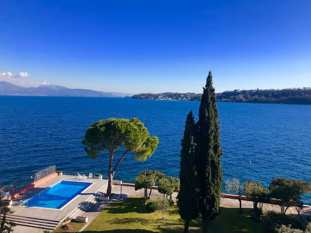 Casa Vistabella, Salò - Amazing lake view and pool