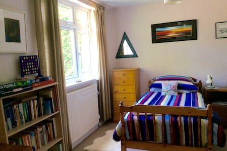 Countryside and Coast (sleeps 4). - Marhamchurch